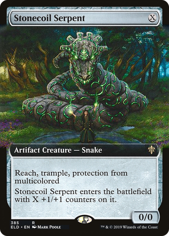 Stonecoil Serpent image