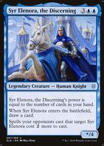 Syr Elenora, the Discerning image