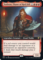 Torbran, Thane of Red Fell image