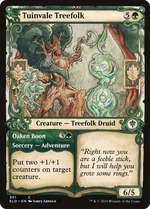 Tuinvale Treefolk // Oaken Boon image