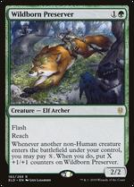 Wildborn Preserver image