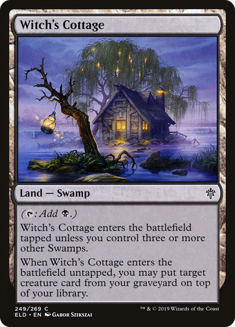 Witch's Cottage image