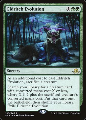 Eldritch Evolution image