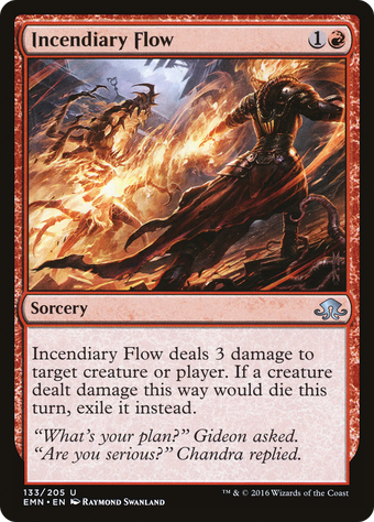 Incendiary Flow image