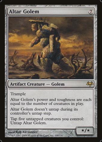 Altar Golem image