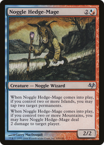 Noggle Hedge-Mage image