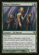 Talara's Battalion image