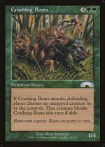Crashing Boars image