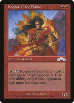 Keeper of the Flame image