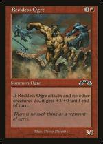 Reckless Ogre image