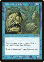 School of Piranha image