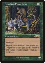 Skyshroud War Beast image