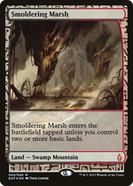 Smoldering Marsh image