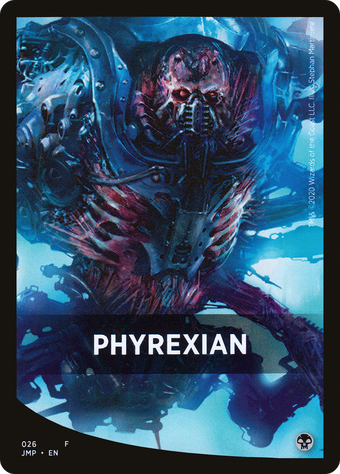 Phyrexian Card image