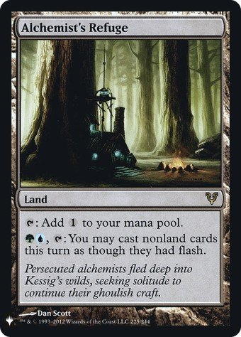 MTG Magic Card Game-Trail Changeling Mystery Booster FOIL Common #123 Mint
