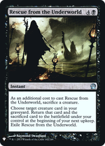Rescue from the Underworld image