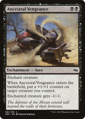 Ancestral Vengeance image