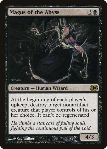 Magus of the Abyss image