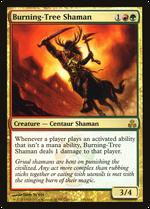Burning-Tree Shaman image