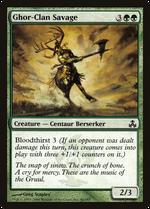 Ghor-Clan Savage image
