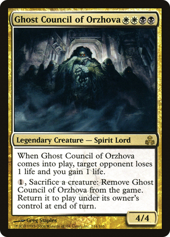 Ghost Council of Orzhova image