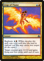 Leap of Flame image