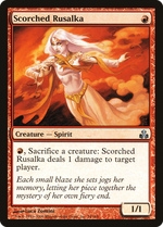 Scorched Rusalka image