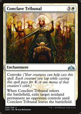 Conclave Tribunal image
