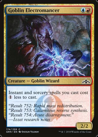 Goblin Electromancer image