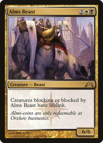 Alms Beast image