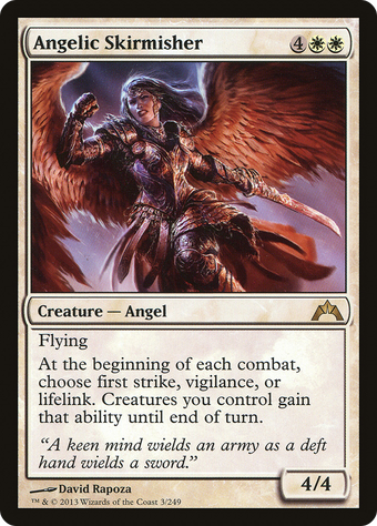 Angelic Skirmisher image