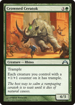 Crowned Ceratok image