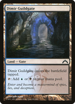 Dimir Guildgate image