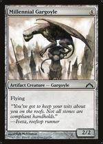 Millennial Gargoyle image