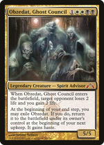 Obzedat, Ghost Council image