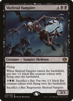 Skeletal Vampire image