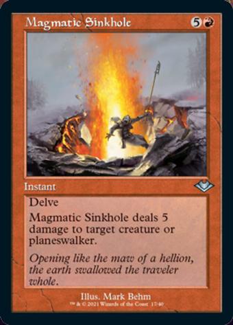 Magmatic Sinkhole image