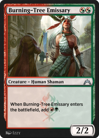 Burning-Tree Emissary image