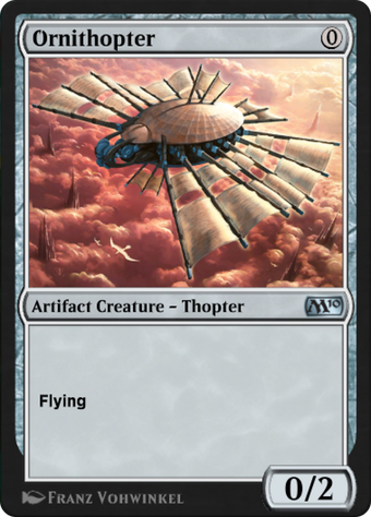 Ornithopter image