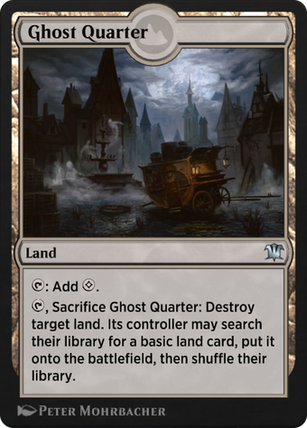 Ghost Quarter image