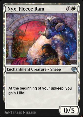 Nyx-Fleece Ram image