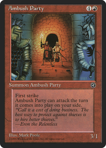 Ambush Party image