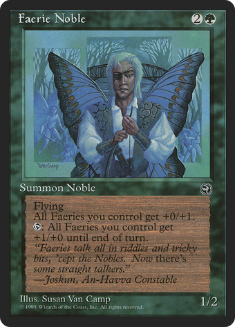 Faerie Noble image