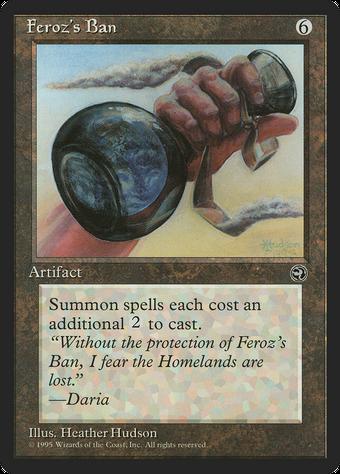 Feroz's Ban image