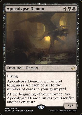 Apocalypse Demon image