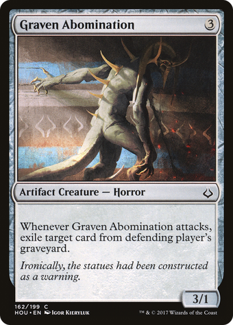 Graven Abomination image