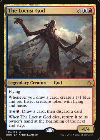 The Locust God image