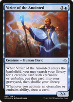 Vizier of the Anointed image