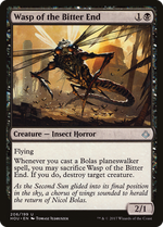 Wasp of the Bitter End image