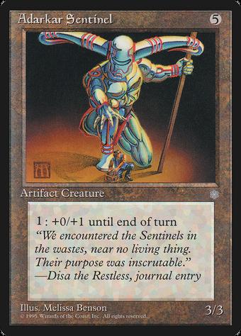 Adarkar Sentinel image
